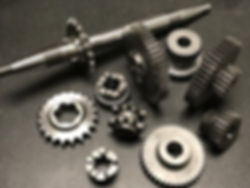 Gear and Spline Cutting