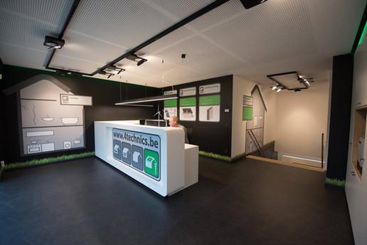 4 technics showroom