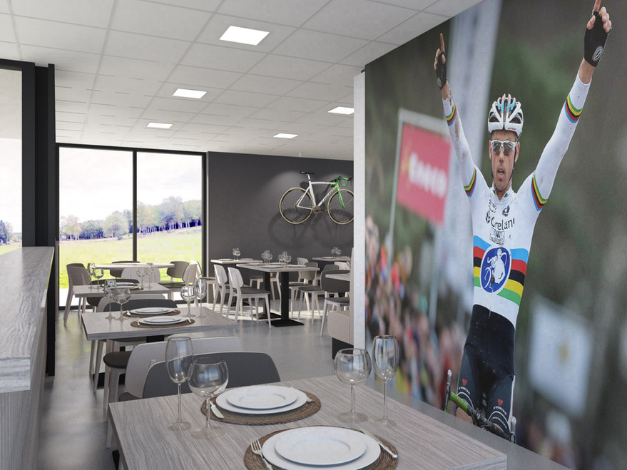 Sven Nijs Cycling cafe