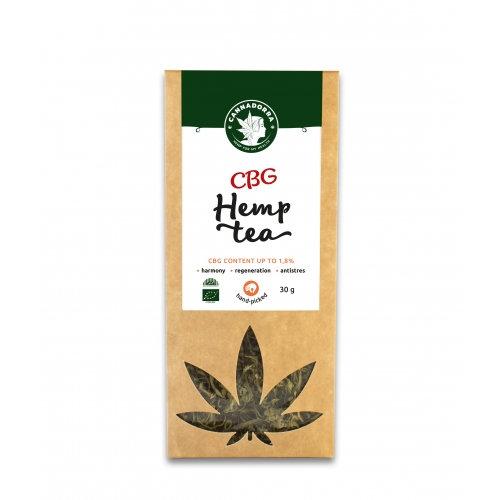 CBG hemp tea 1,8%, 30g