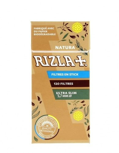 Filter Rizla Natur 5,7mm