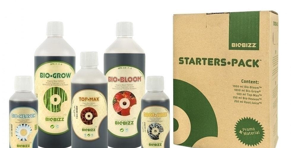 Dünger Biobizz kit organisch