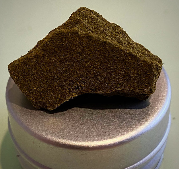 White Widow Hard HASH