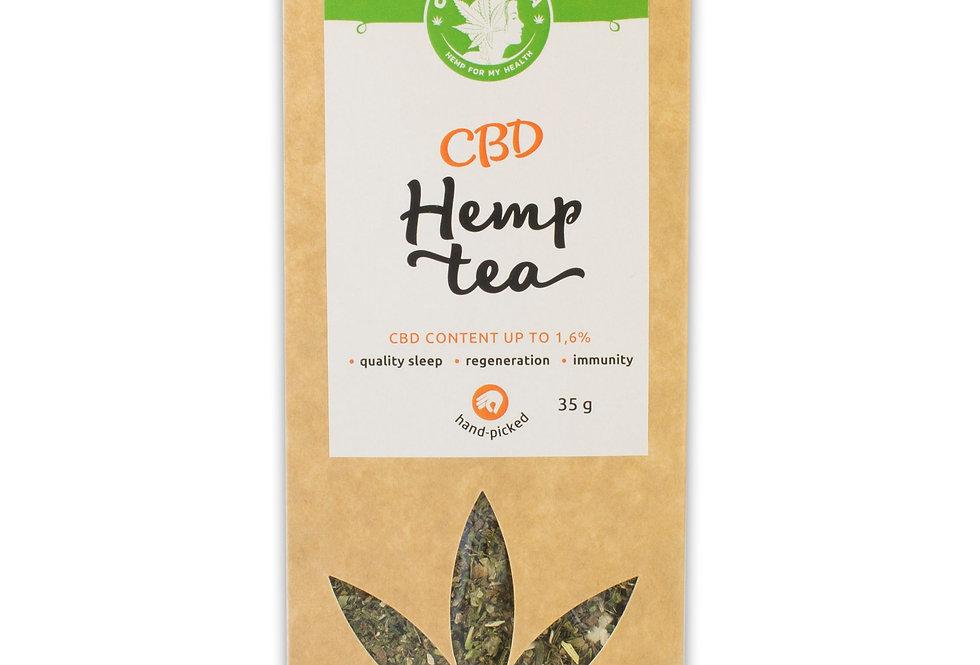 CBD hemp tea 1.6%, 35 g