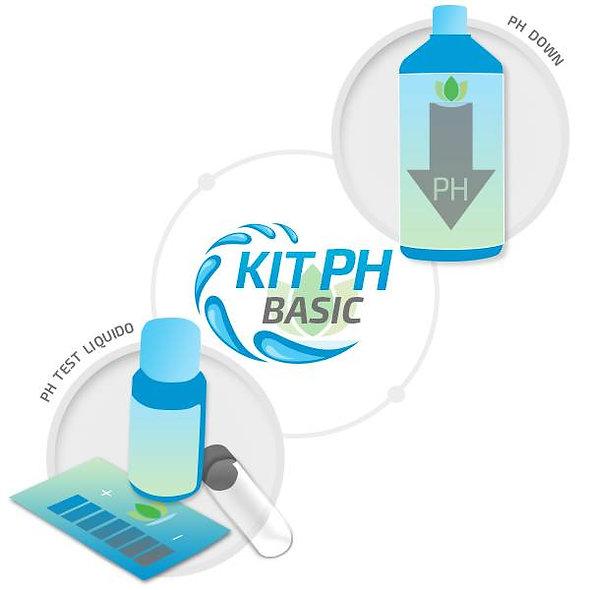 Wasserkontroll Ph Basic