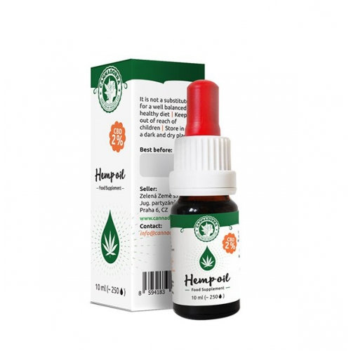 CBD Hemp oil , 10ml