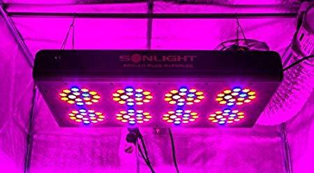 LED Anbau Sonlight Apollo PLUS Hyperled 4 (64x3w) 192W