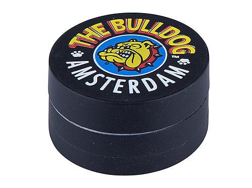 "Grinder ""Bulldog"" 3-tlg. Schwarz, Ø 45mm"