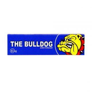 Paper Bulldog lang blau