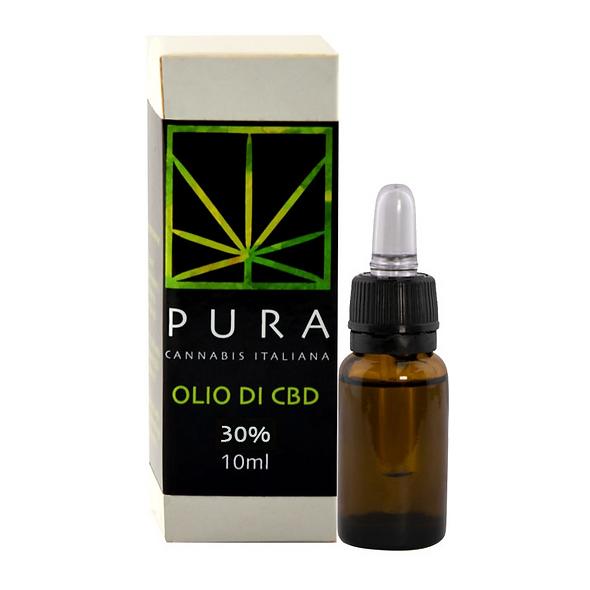 CBD-Öl 30%