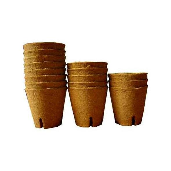 Vase Round Jiff Peat Pot bio 8cm