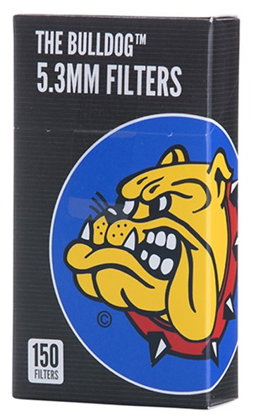 Bulldog Rotary Filter 5.3mm Pop-A-Tip
