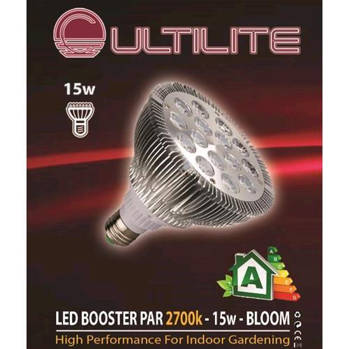 CULTILITE - SPOT LED 15W - BOOSTER BLOOM - 2700 ° K