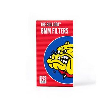 Filter Bulldog 6mm rot