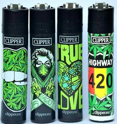 CLIPPER LARGE GIRL WEED P