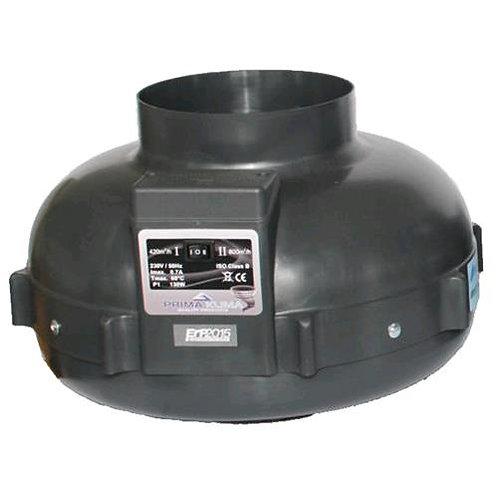 PRIMA KLIMA - EXTRAKTOR PK125MES - Ø125 - EINE GESCHWINDIGKEIT - 360 MC / H.