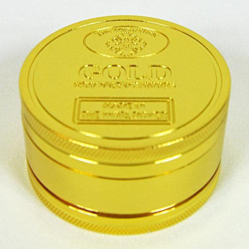 "Grinder ""Goldbar"" 3-tlg., 4,9 x 2,7cm"