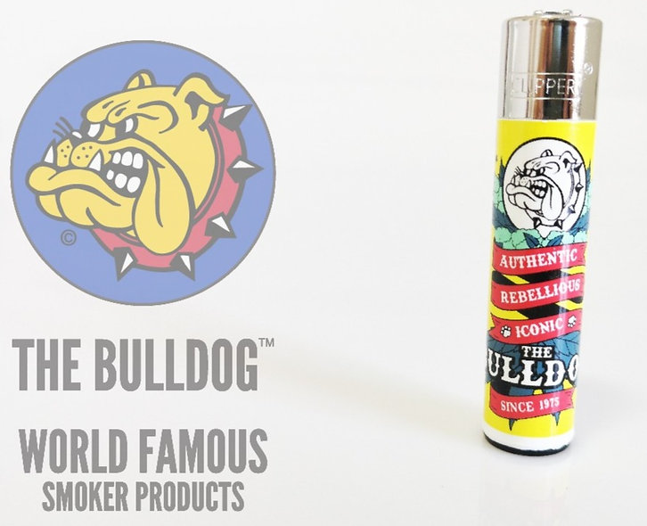 "Bulldog Clipper ""Bulldog"" Tattoo"