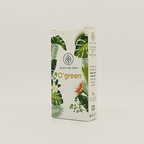 O green 1 gr. Green Lab