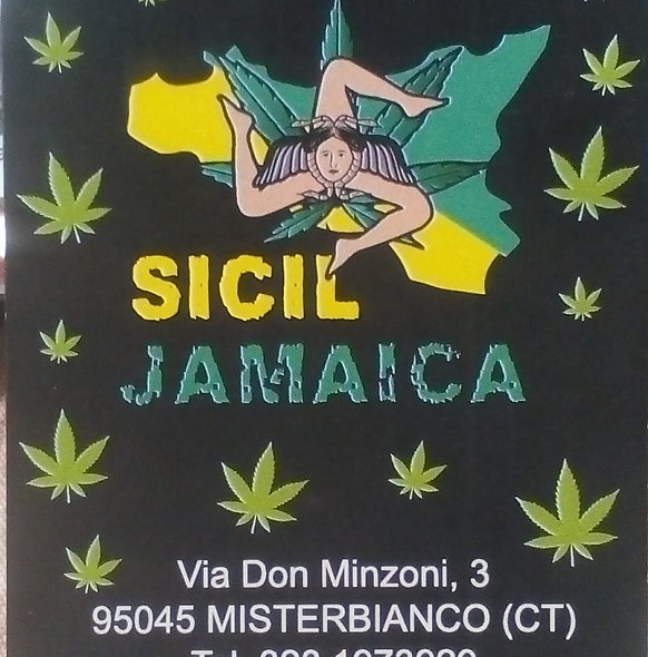 SicilJamaica Super Lemon Haze
