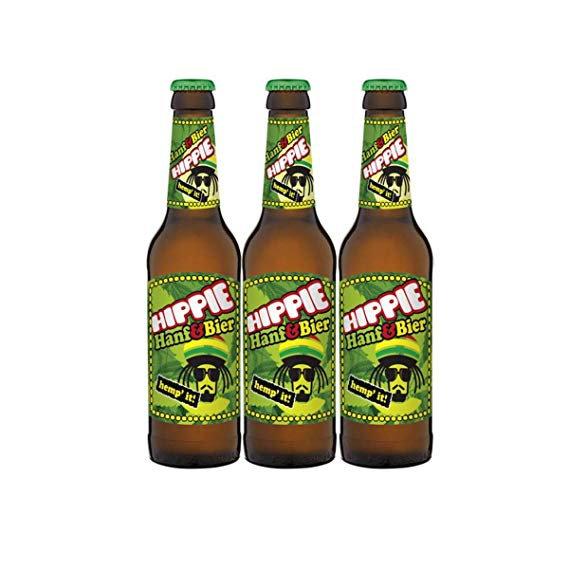 Hippie Hanf&Bier 0,33l
