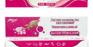 PURIZE® Pink Papers