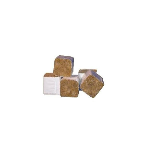 GRODAN 4x4x4 cm cubo cube rockwool