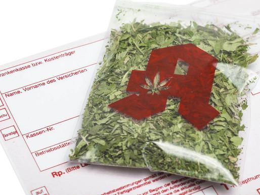 Deutsche Apotheken brauchen mehr Cannabis