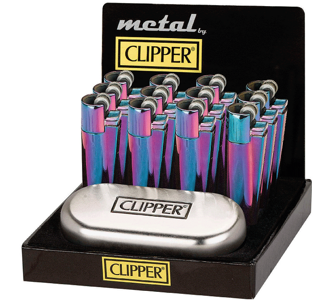 Clipper Metal-ICY COLORS#2