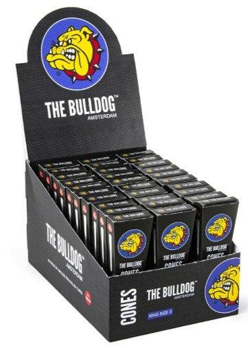 Coni Bulldog King Size 3pz 110mm