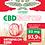 Thumbnail: CBD SHATTER WATERMELON KUSH 93