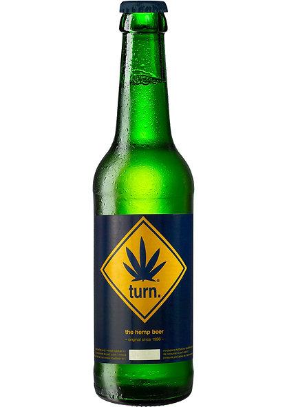 turn the hemp beer 0,33l
