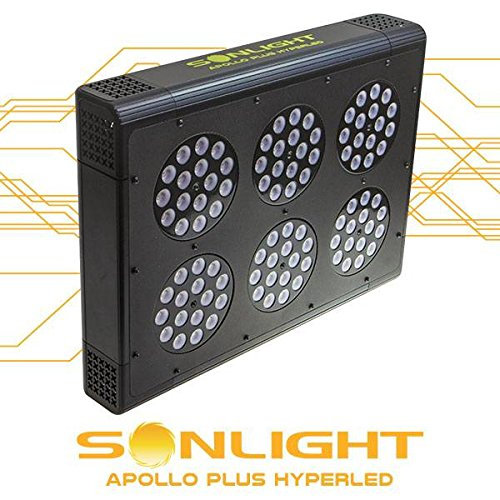LED Anbau Sonlight Apollo PLUS Hyperled 6 (96x3w) 288W