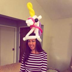 My favorite balloon friend!