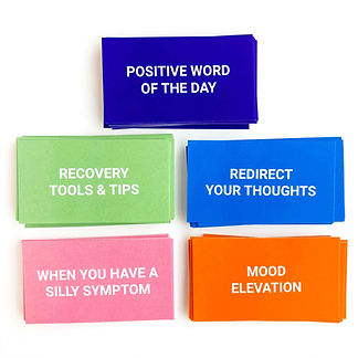 Brain Retraining Practice Cards