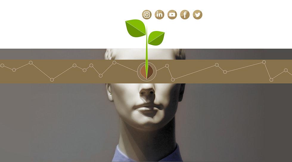 Bedrijfscommuniatie op basis van beeldconcept