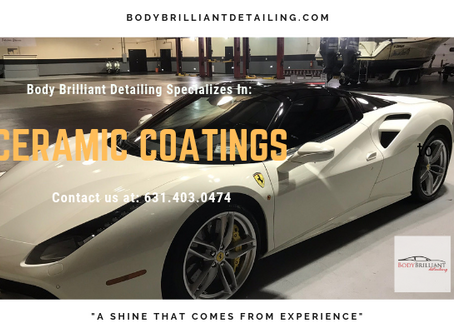 Contact BBD Today Who Specializes In Detailing Only!