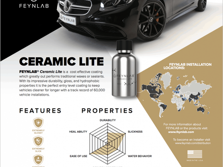 Why FEYNLAB CERAMIC LITE is our most economical offering!