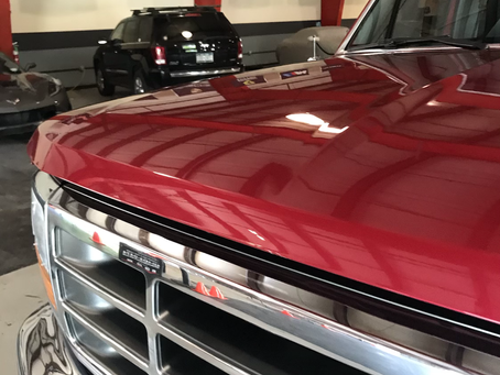 Exclusive A FORD F-150 bought back to life! Blueprint