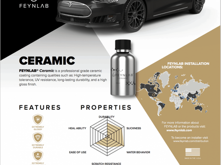Secrets To FEYNLAB CERAMIC by Body Brilliant Detailing Offers great durability and protection!