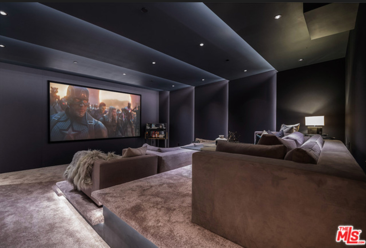Movie Theatre | 1561 Blue Jay Way