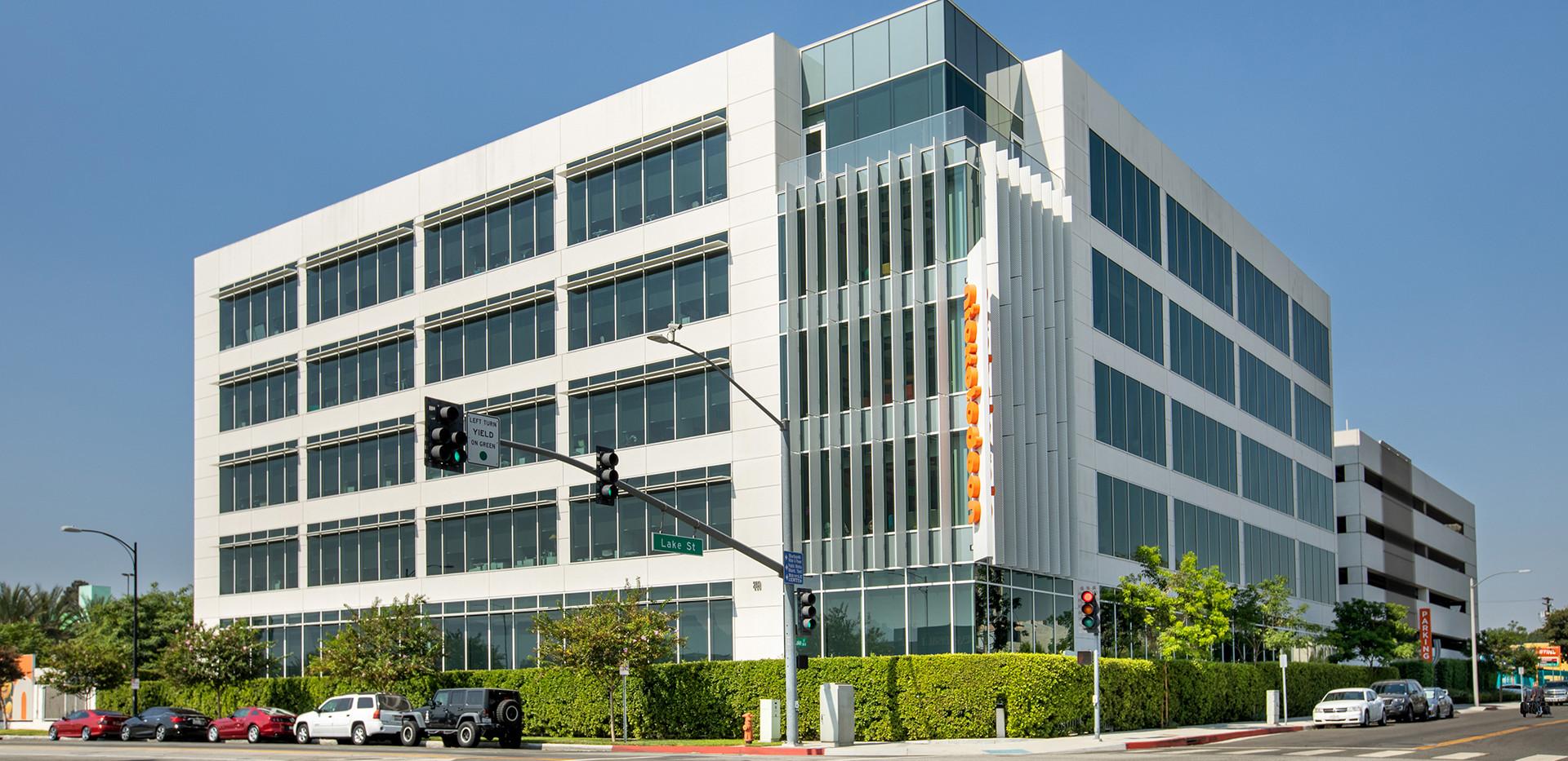 Burbank Nickelodeon Studios
