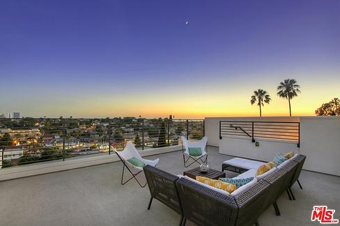 Los Feliz Sunset | Los Angeles Real Estate | Michael A. Mersola, Jr | Realtor | Keller Williams Realty Los Feliz