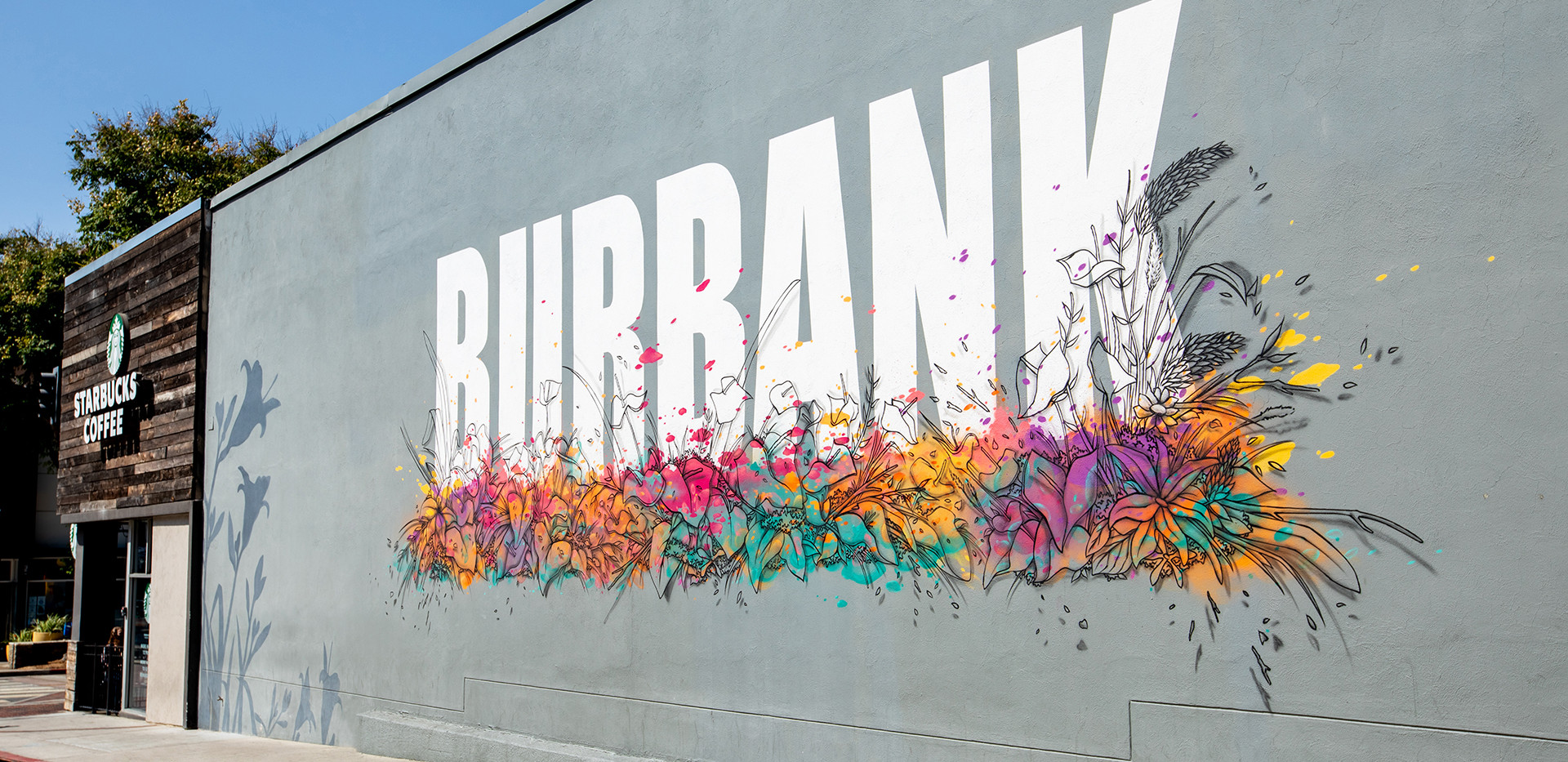 Downtown Burbank