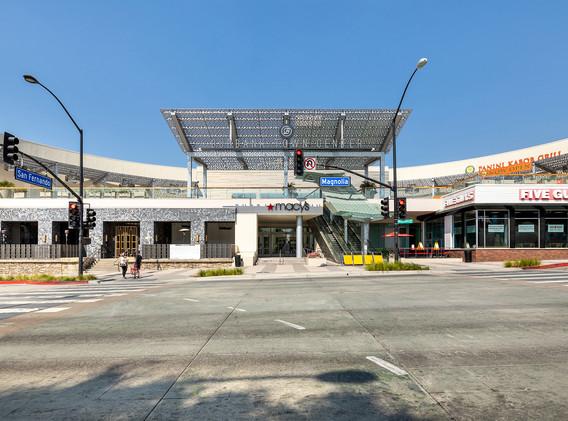 Burbank Mall