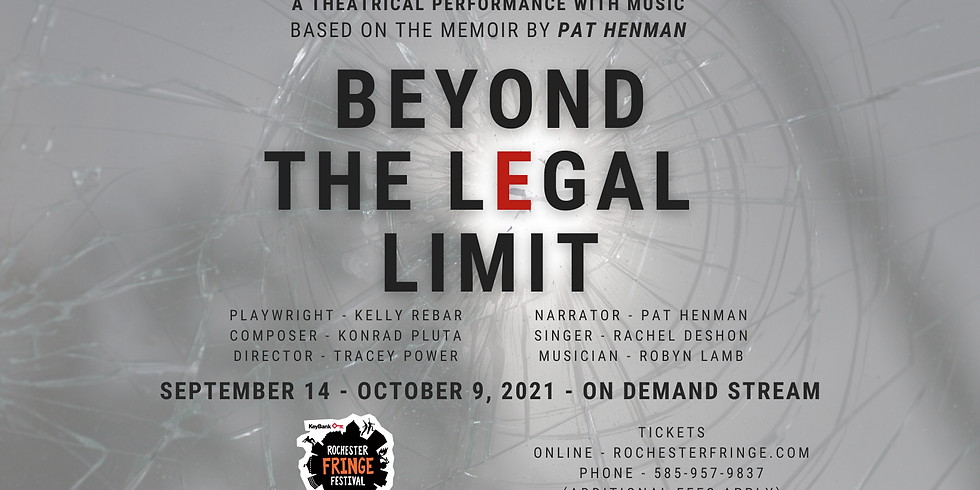 Online Streamed Theatrical Presentation: Beyond the Legal Limit