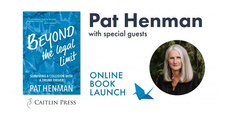 Book Launch: Beyond the Legal Limit by Pat Henman