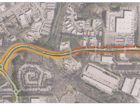 North Fulton Community Improvement District to Hold Public Meeting on Old Ellis Extension Project