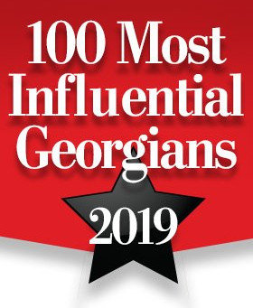 North Fulton CID Chairman of the Board and Executive Director Named to List of 100 Most Influential