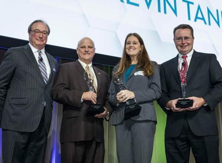 North Fulton CID Executive Director Receives Unsung Hero Award from Atlanta Regional Commission